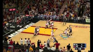 (PC GAME) NBA 2k14 - Acer 4750G Nvidia 540M Demo Gameplay