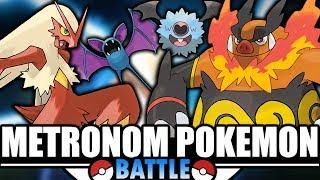 Original VS Fake Pokémon Metronom Kampf
