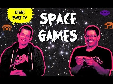 part - There were a ton of space themed games on the Atari 2600. Besides Space Invaders, were there any that were really worth playing? That's the question James Ro...
