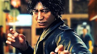 JUDGMENT Gameplay Trailer (2019) PS4 by Game News