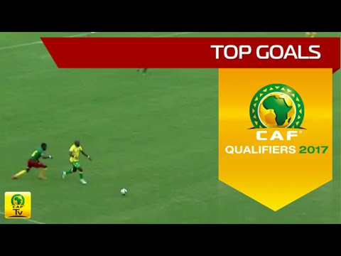 Top Goals in Day 3 | Africa Cup of Nations Qualifiers 2017