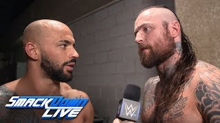 Nonton Ricochet & Aleister Black are ready for WWE Fastlane: SmackDown Exclusive, March 5, 2019 Film Subtitle Indonesia Streaming Movie Download