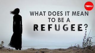 What does it mean to be a refugee? – Benedetta Berti and Evelien Borgman
