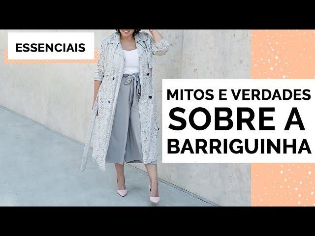 COMO DISFARÇAR O QUADRIL/BARRIGUINHA | MARI FLOR - Closet da Mari