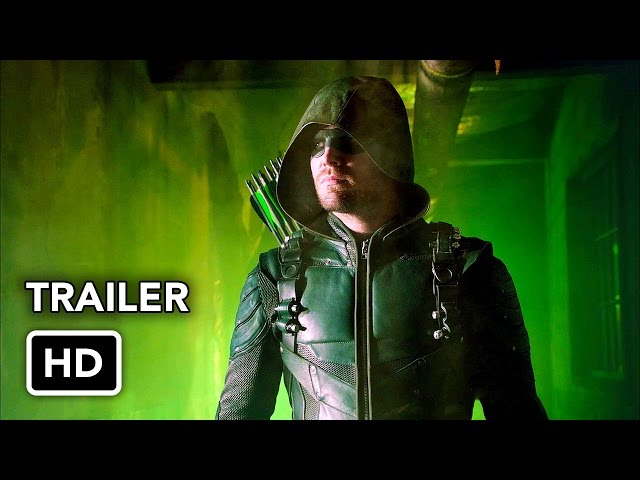 "Arrow Season 5 ""Break The Rules"" Trailer (HD)"