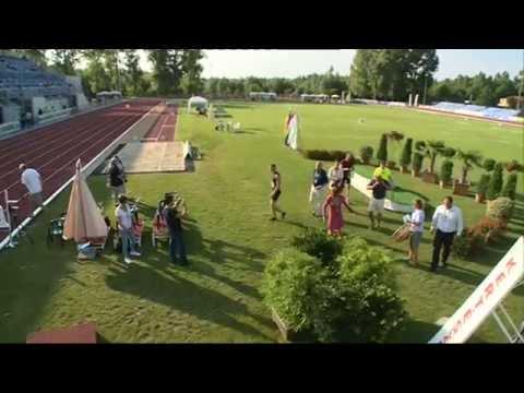 119. Atlétikai Magyar Bajnokság - Székesfehérvár 1. nap