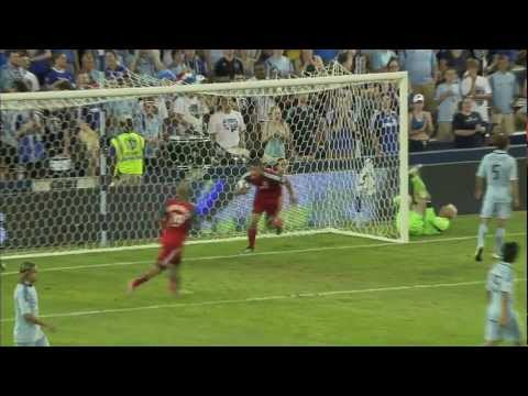 All the Toronto FC 2011 Goals