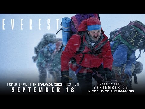 Everest Everest (2015) (TV Spot 2)