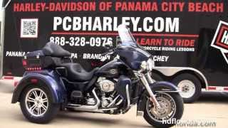 7. New 2013 Harley Davidson Tri Glide Ultra Classic Trike for sale