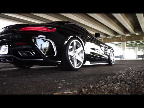 MC Customs | Mercedes Benz GTS • Forgiato
