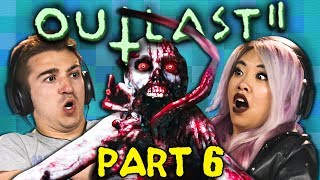 Watch all our episodes of OUTLAST 2: https://goo.gl/XpLSQQPlay the game yourself! Available now! http://store.steampowered.com/app/414700/Outlast_2/SUBSCRIBE THEN HIT THE 🔔! New Videos 12pm PST on REACT! https://goo.gl/7SnCnCWatch all episodes of REACT GAMING: http://goo.gl/TVhuolWatch latest FBE videos: https://goo.gl/aU5PSm Outlast 2 played by Reactors! Watch to see their reaction! This is a full playthrough of the game that we'll be doing one episode of every week so be sure to come back and keep watching the series. This does not upload the same time as other episodes on the channel, so be sure to turn notifications on to know when it gets uploaded every week on Thursdays!This episode features the following Reactors:TEENSBrysonRaehttps://www.instagram.com/raekanoa/Sethhttps://www.youtube.com/c/sethdeglerToriADULTSMichelleTomhttps://www.youtube.com/user/ImBostonTomFollow Fine Brothers Entertainment:FBE WEBSITE: http://www.finebrosent.comFBE CHANNEL: http://www.youtube.com/FBEREACT CHANNEL: http://www.youtube.com/REACTBONUS CHANNEL: https://www.youtube.com/FBE2FACEBOOK: http://www.facebook.com/FineBrosTWITTER: http://www.twitter.com/thefinebrosINSTAGRAM: http://www.instagram.com/fbeSNAPCHAT: https://www.snapchat.com/add/finebrosTUMBLR: http://fbeofficial.tumblr.com/SOUNDCLOUD: https://soundcloud.com/fbepodcastiTUNES (Podcast): https://goo.gl/DSdGFTMUSICAL.LY: @fbeLIVE.LY: @fbeSEND US STUFF:FBEP.O. BOX 4324Valley Village, CA 91617-4324Executive Produced by Benny Fine & Rafi FineHead of Post Production - Nick BergtholdDirector of Production - Drew RoderProduced by Vincent IeraciAssociate Producer - Zach Cieszynski & Derek WellsProduction Coordinator - Cynthia GarciaAssistant Production Coordinator - James RoderiqueProduction Assistant - Kenira MooreEditor - Marc SchneiderAssistant Editor - Isabel YanesPost Supervisor - Adam SpeasPost Coordinator - David ValbuenaSet Design - Melissa JudsonGraphics & Animation - Will HylerTheme Music - Cyrus Ghahremani© Fine Brothers Entertainment.React Gaming #227 - BURIED ALIVE!?!?  OUTLAST 2 - Part 6 (React: Gaming)