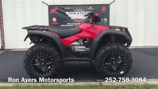 1. 2018 Honda FourTrax Rincon