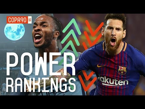 Video: How To Win The League Before Christmas, By Barcelona & Manchester City | COPA90 Power Rankings