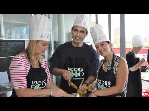 Malaysian Kitchen - VictorsFood Cooking Class