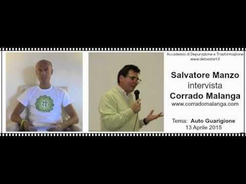 il prof. corrado malanga parla dell'autoguarigione