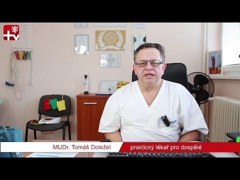 Realizace reportáže z ordinace Mudr. Tomáš Doležel