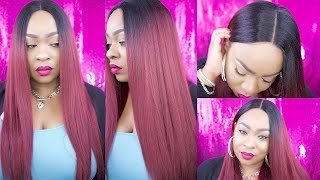 """Hey Luvs! Thank you so much for watching my video! Please take the time to Thumbs Up, Leave a Comment and Share my video on your social media. Thank you! XOXO! Watch In HD!http://www.sistawigs.com/model-model-equal-silk-base-synthetic-lace-front-wig-4x4-seldon-821090936860?search=seldon&description=true&utm_source=youtube-donnaalise&utm_medium=DonnaAlise&utm_campaign=Model-Model-Equal-Silk-Base-Synthetic-Lace-Front-Wig-4x4-SeldonModel Model Equal Silk Base Synthetic Lace Front Wig 4""""x4"""" SeldonType : Synthetic Lace WigFeatures : Flat iron straight and Curling Iron Safe at 400FSoft & flexible : easy to style & maintain😍SNAPCHAT- SEXXYFARRAH  😊Follow me on Instagram😊 https://www.instagram.com/donna_alise/😊Friend Me on Facebook 😊https://www.facebook.com/Donna-Alise-212010242199270/notifications/"""