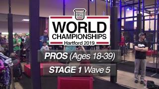 2. Pros Stage 1 Wave 5 - 2019 NNL World Championship