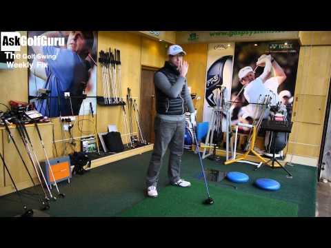 The Golf Swing Weekly Fix Indoor Golf Lessons AskGolfGuru