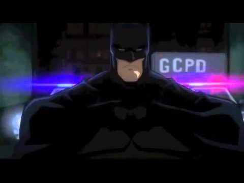 Batman: Assault on Arkham - Batman vs Zsasz