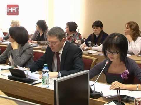 Сегодня в Великом Новгороде прошло областное совещание по профилактике социального сиротства