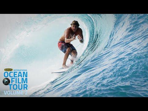 International OCEAN FILM TOUR Volume 2 | Official Trailer видео