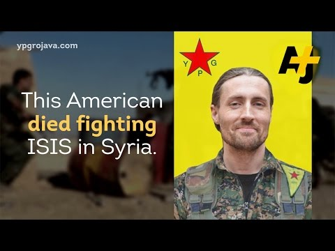 American Killed Fighting ISIS In Syria