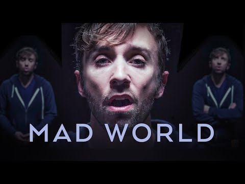 "Tears for Fears  ""Mad World"" Cover by Peter Hollens"