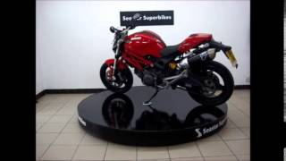 10. A2545 Ducati Monster 696