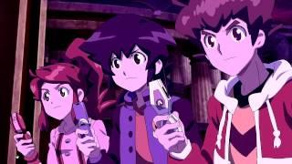 Inazuma Eleven VS Danball Senki - Final Battle