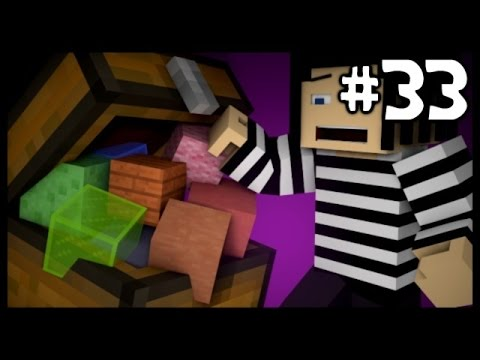 "Minecraft: ""PANDORA'S BOX!"" Modded Cops N Robbers! #33"