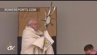 Peregrinación del Santo Padre al santuario de Fátima
