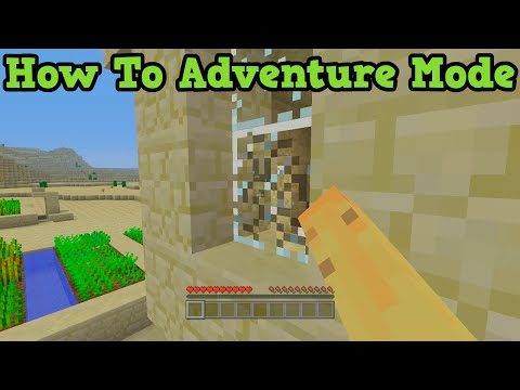 Guide - A tutorial on how to play adventure mode in Minecraft Xbox. It's a little hard to work out how to even load up a world in adventure mode at first, but it's a really fun game mode after a while!...