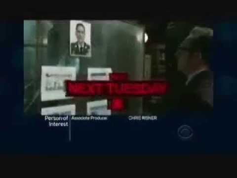 Person of Interest 3.21 (Preview)