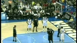 Carmelo Anthony 45 pts vs Allen Iverson 36 pts,10 ast,season 2006 nuggets vs 76ers