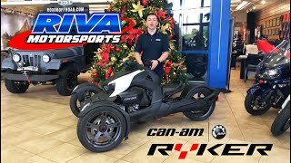 7. 2019 Can-Am RYKER Walk Around