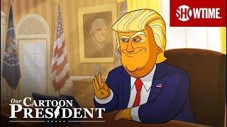 Video Our Cartoon President (2018) | Official Trailer | Stephen Colbert SHOWTIME Series MP3, 3GP, MP4, WEBM, AVI, FLV Januari 2018