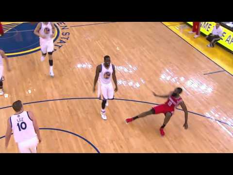 NBA Highlights: Rockets @ Warriors 12/13/2013