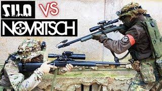 Video NOVRITSCH vs. SILO ENTERTAINMENT | 1v1 Airsoft Sniper Duel | Part #1 MP3, 3GP, MP4, WEBM, AVI, FLV Juni 2018