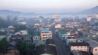 Myeik Myanmar  City pictures : ตัวเมืองมะริดในหน้าฝนแล้ง Myeik, Myanmar 2016