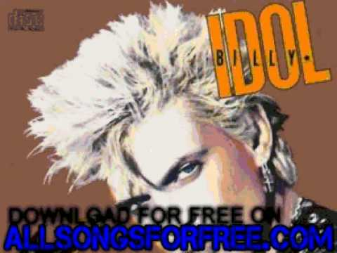 Billy Idol - All Summer Single lyrics
