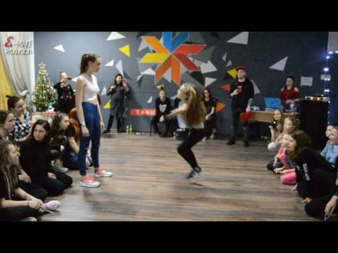 AMALIA VS A.K. (WIN) | 1\6 DANCEHALL BEG 1X1| ЯD2 | Я ЕСТЬ DANCEHALL PRESELECTION | ROSTOV