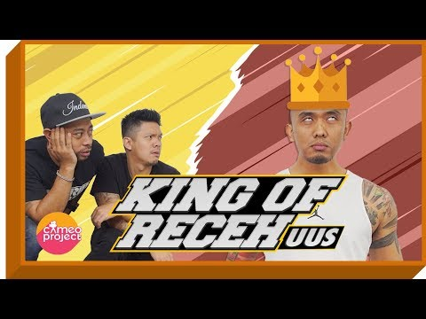 RECEH BATTLE : MAJELIS RECEH INDONESIA VS UUS - THE KING OF RECEH