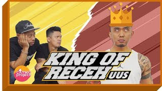 Video RECEH BATTLE : MAJELIS RECEH INDONESIA VS UUS - THE KING OF RECEH MP3, 3GP, MP4, WEBM, AVI, FLV Mei 2019