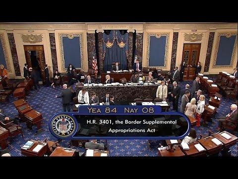USA: Migranten-Hilfsgelder - Demokraten und Republika ...