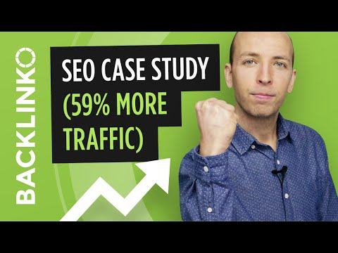 This (Simple) White Hat SEO Strategy=59% More Traffic