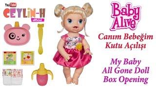 Video Baby Alive Canım Bebeğim Kutu Açılışı - My Baby All Gone Doll Box Opening MP3, 3GP, MP4, WEBM, AVI, FLV November 2017