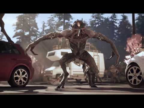 Earthfall — геймплейный трейлер