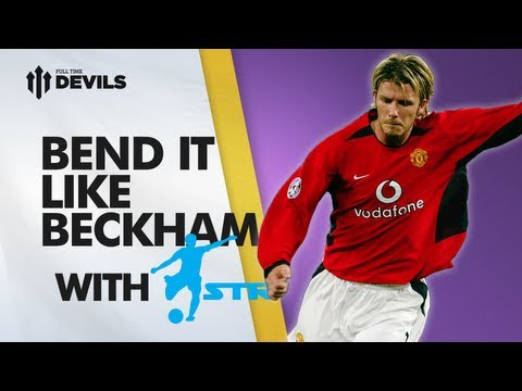 david beckham manchister united