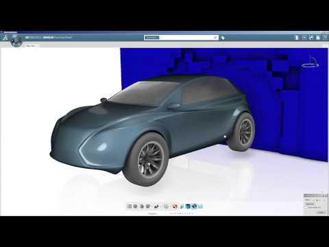 SIMULIA Abaqus 3DExperience Platform